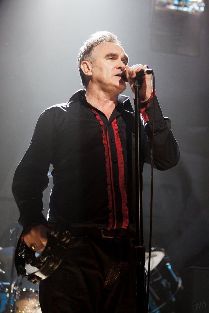 Morrissey @ Bradford St. Georges Hall, Jun 2011