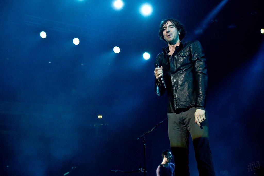 Snow Patrol @ Manchester Arena, Feb 2012