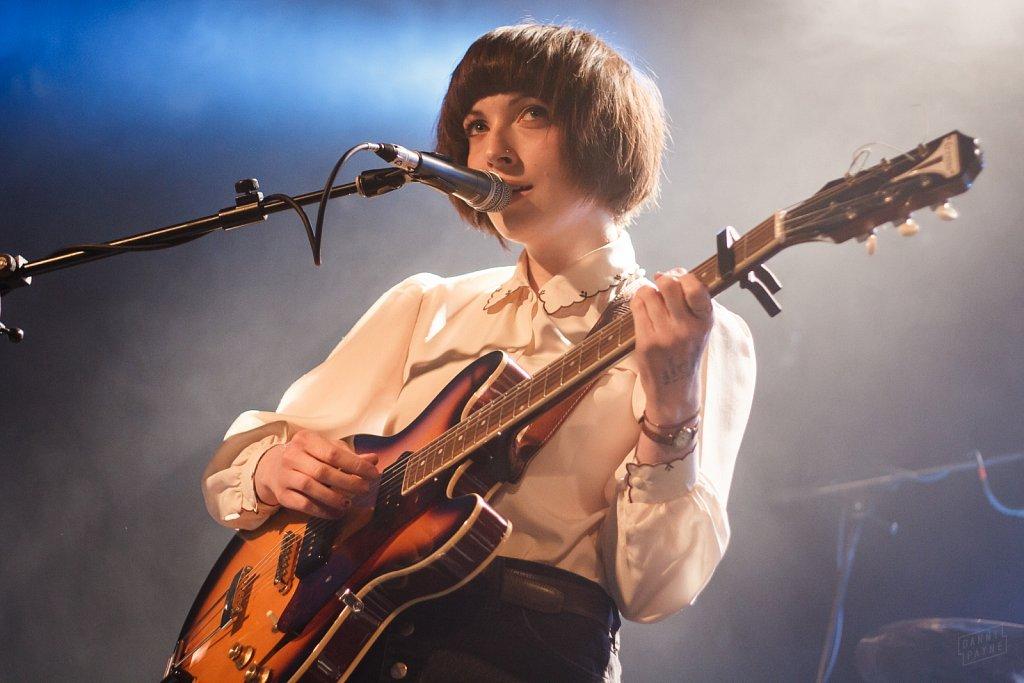 Ben Howard @ Leeds Met, Feb 2012