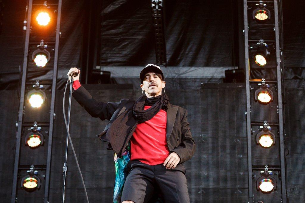 Red Hot Chili Peppers @ Sunderland Stadium of Light, Jun 2012