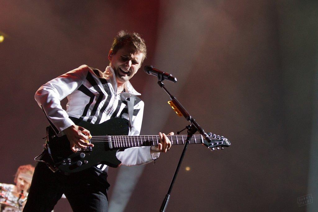Muse @ Manchester Arena, Nov 2012