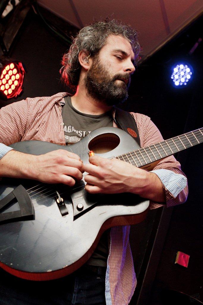 Dan Mangan @ Brudenell Social Club, Nov 2012