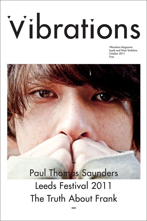 Paul Thomas Saunders // Vibrations