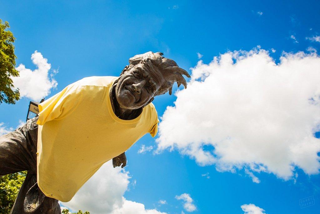 Fred Trueman statue