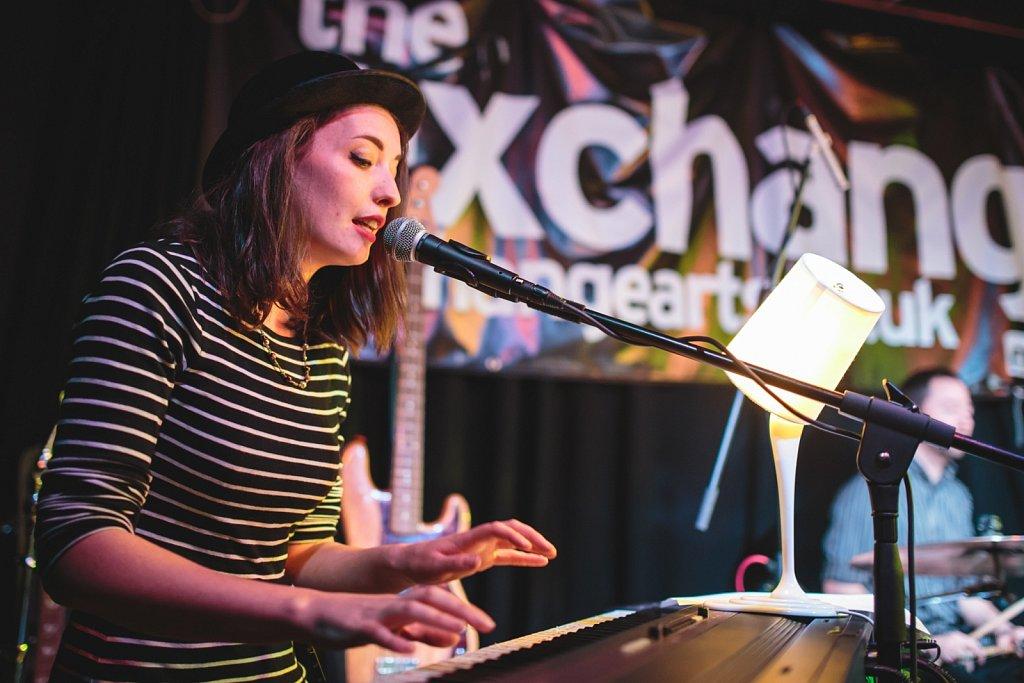Tia-Rhian @ The Exchange, Oct 2014