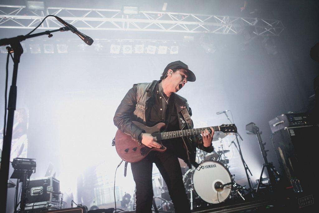 Jamie T @ Manchester Academy, Nov 2014
