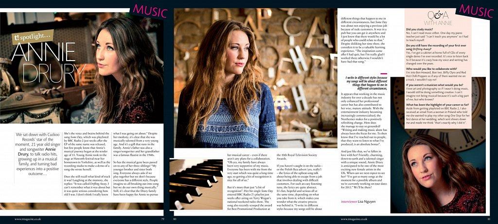 Annie Drury // T Magazine