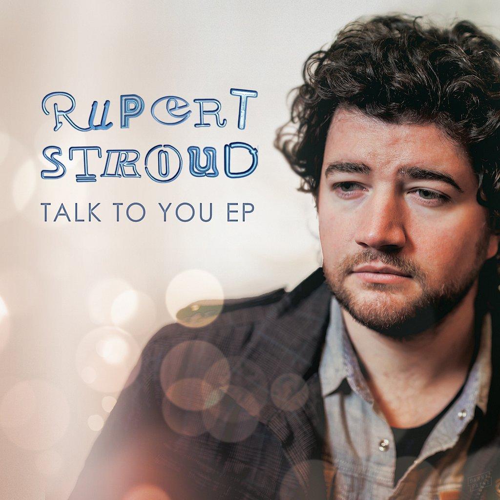 Rupert Stroud // EP Artwork