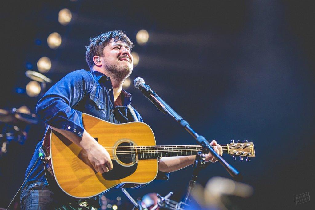 Mumford & Sons @ Leeds Arena, Dec 2015