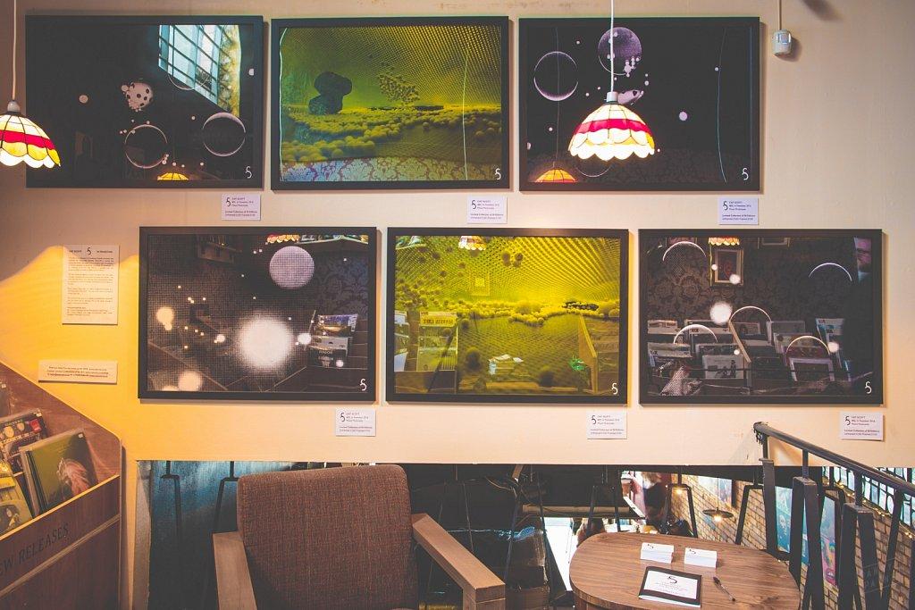 Cat Scott Exhibition