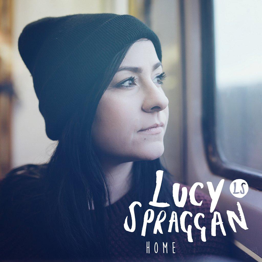 Lucy Spraggan // 'Home' EP Artwork