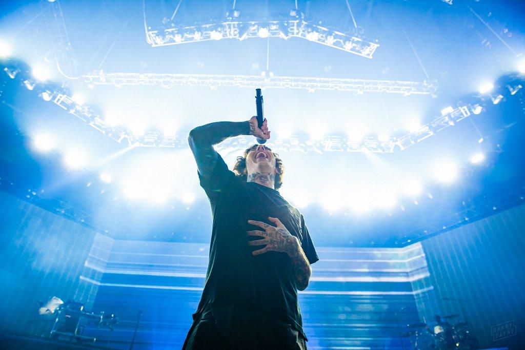 Bring Me The Horizon @ Sheffield Arena, Nov 2016