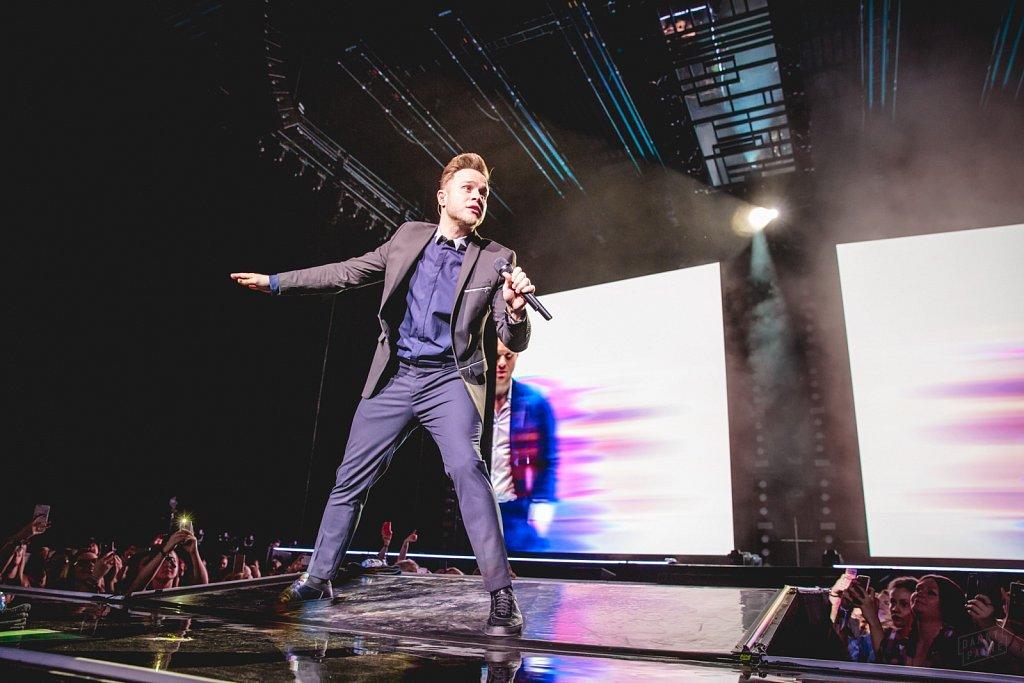 Olly Murs @ Leeds Arena, Mar 2017