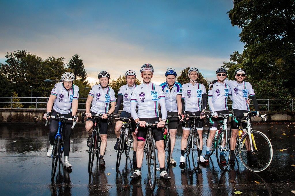 Skipton Building Society Cycle Team