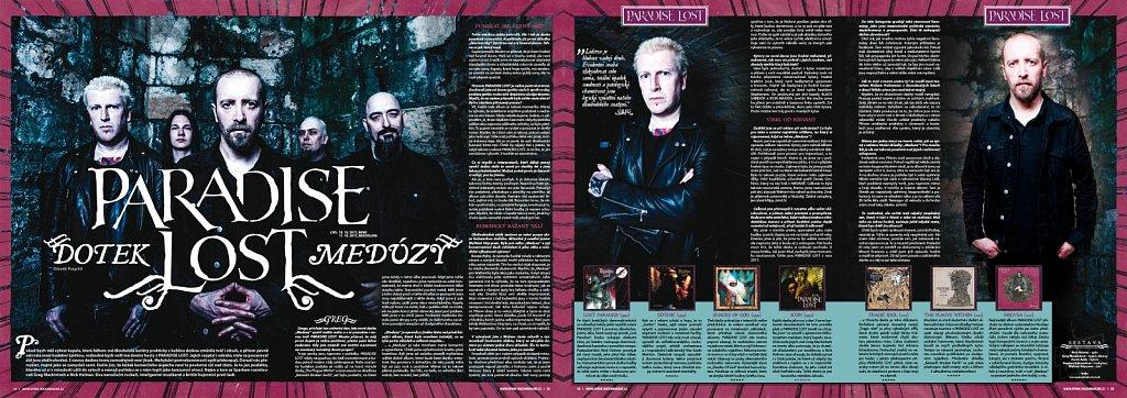 Paradise Lost // Spark Magazine (Czech Republic)