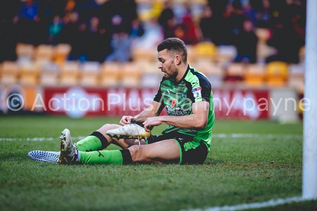 Bradford City vs Plymouth Argyle