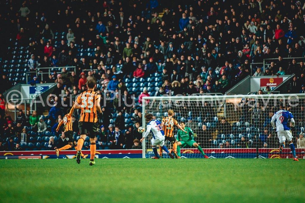Blackburn Rovers v Hull City