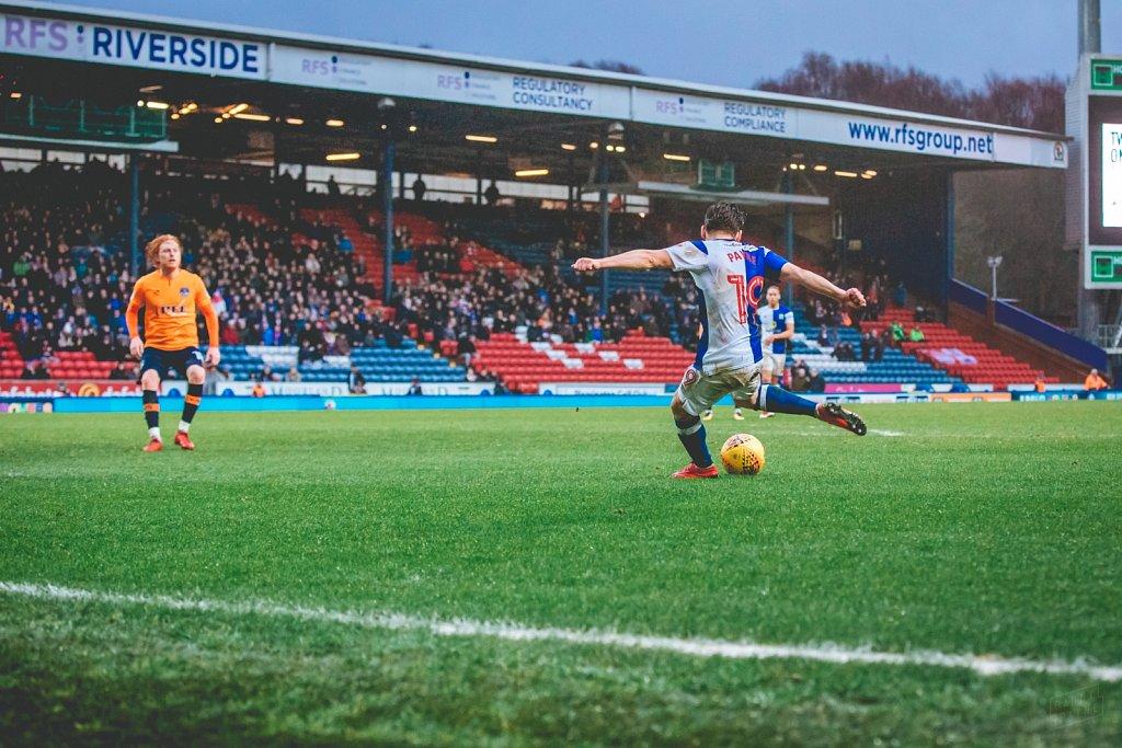 Blackburn Rovers v Oldham Athletic