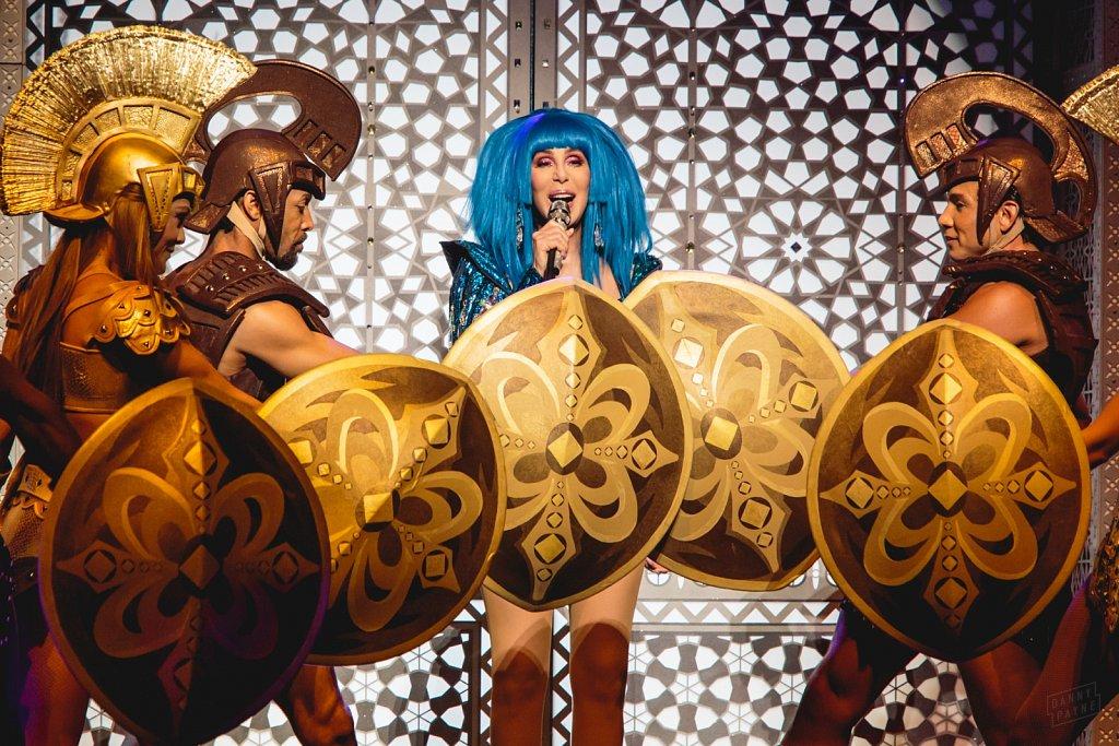 Cher @ Leeds Arena, Oct 2019