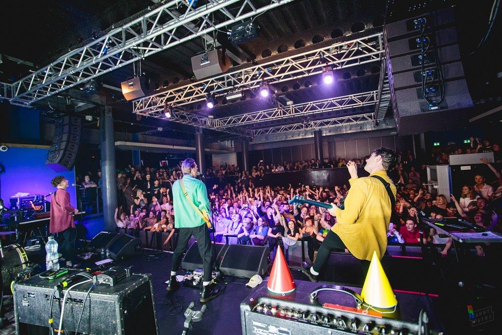 Marsicans @ Leeds Stylus, Nov 2019