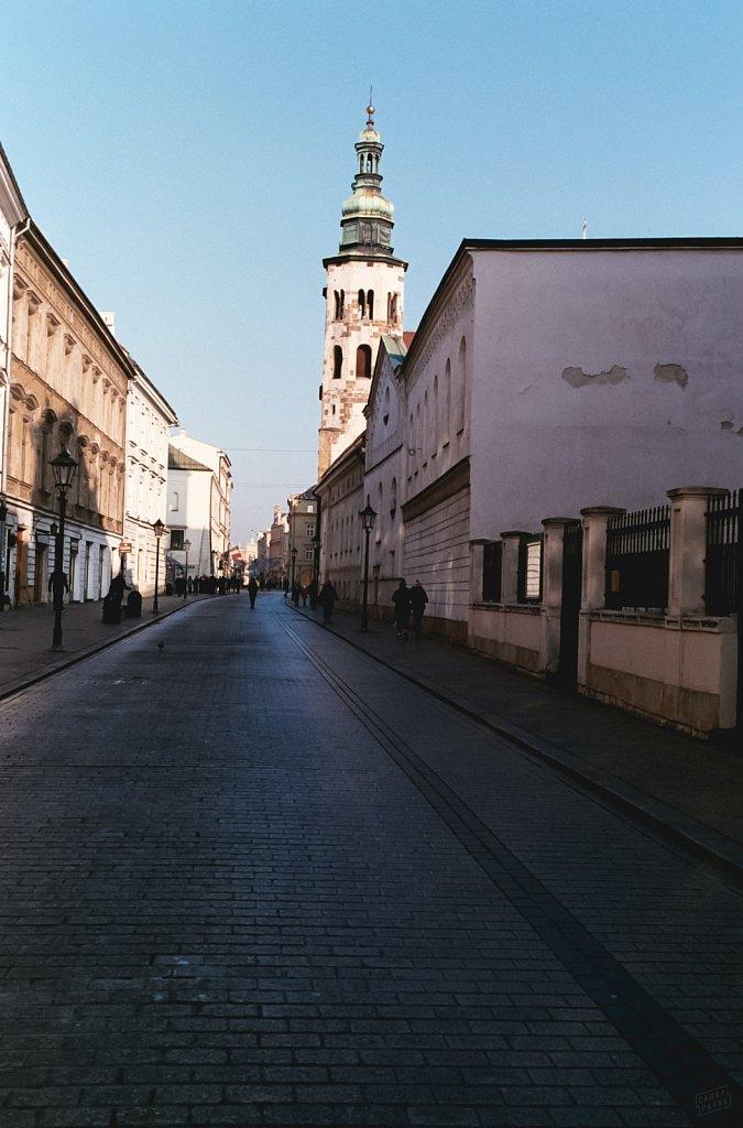 Krakow, Jan 2020