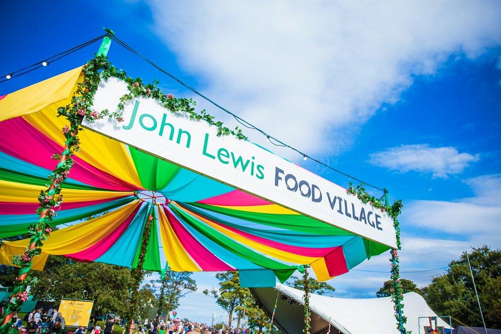 John Lewis Food Village
