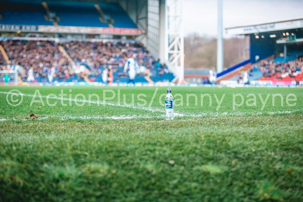 Blackburn Rovers v Shrewsbury Town